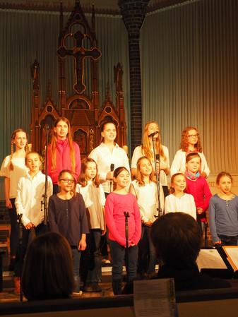 Auftritt in der Gospelkirche 2016