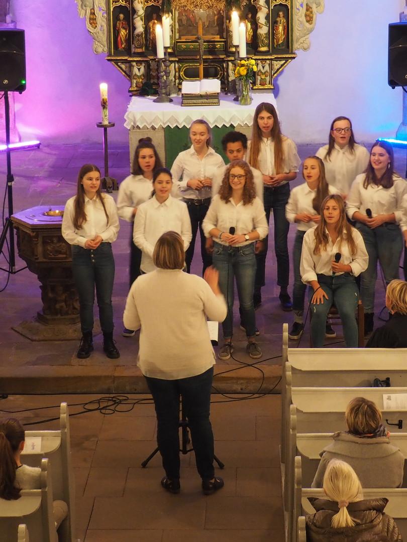 Gospelgottesdienst in der St-Vitus-Kirche