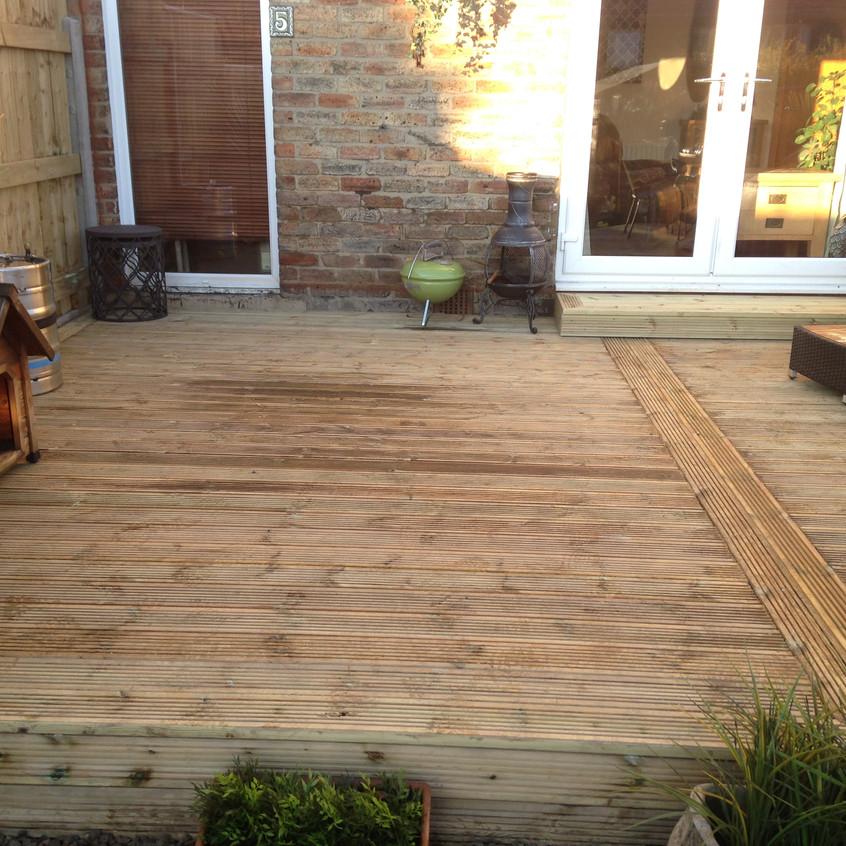 Decking Newcastle