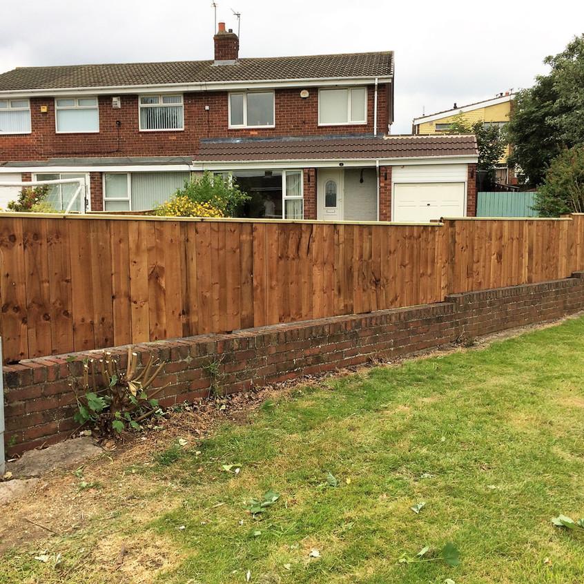 Fencing Gateshead (2)