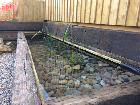 Check out our Bespoke Garden Ponds
