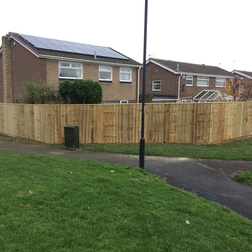 Gateshead Fencing