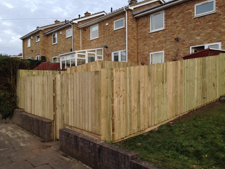 Fence damaged in the heavy winter winds? No problem - call Pro Newcastle Fencing today for your free