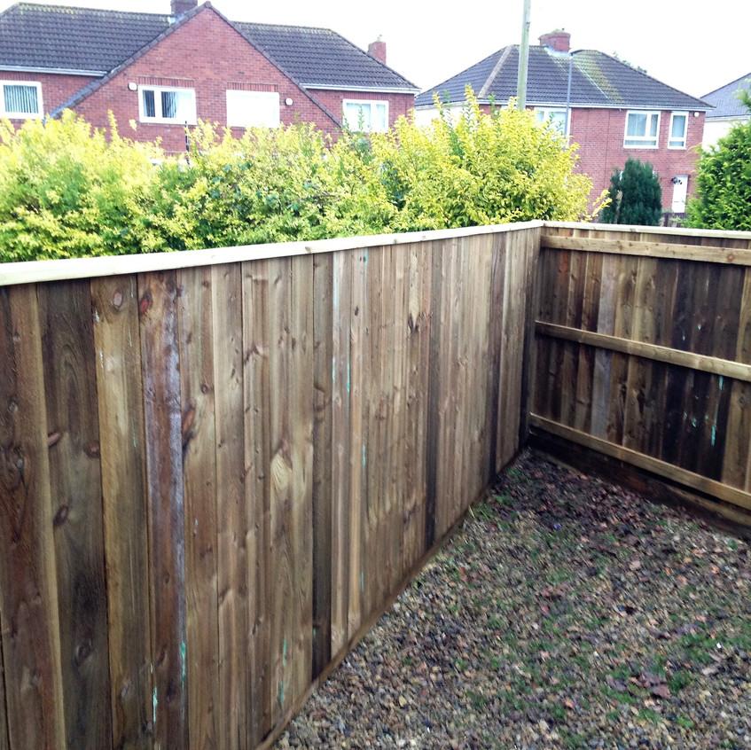 Fencing Contractor Gateshead