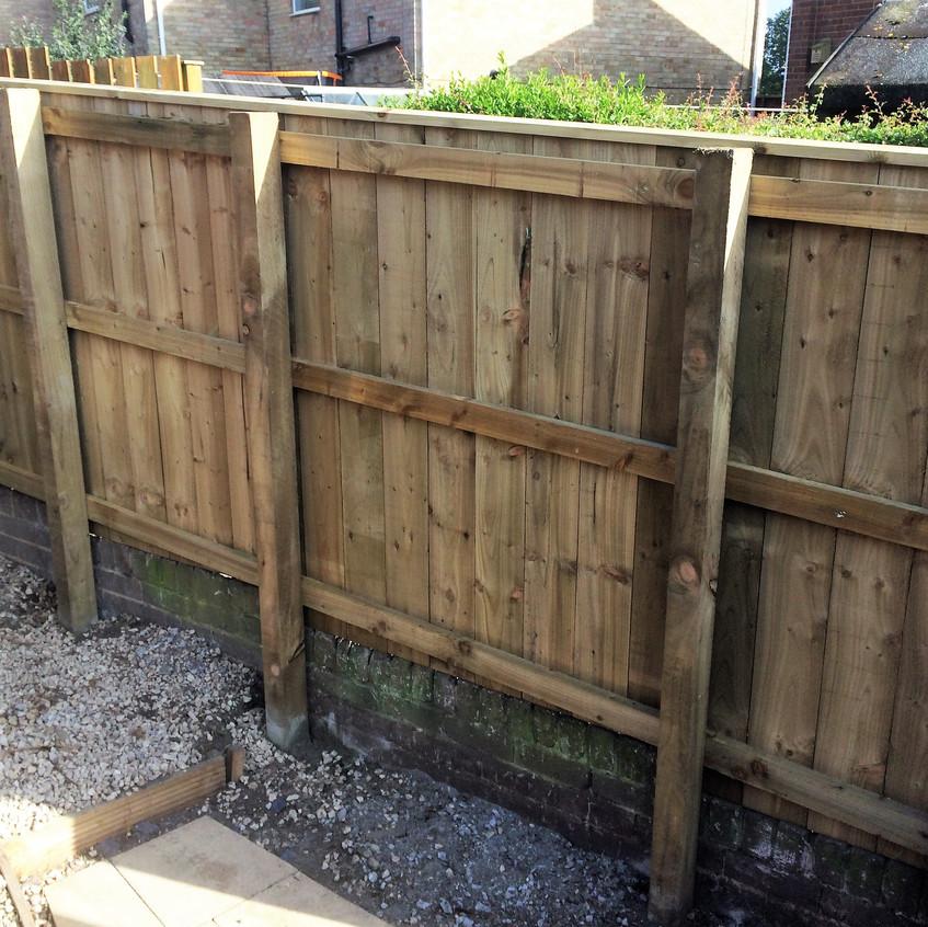 Garden Fencing Contractors
