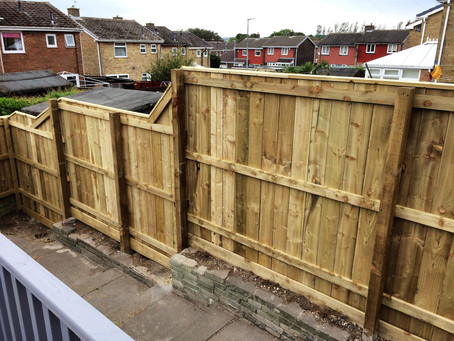 Fencing in Gateshead - Gateshead Pro Fencing Services - Call today