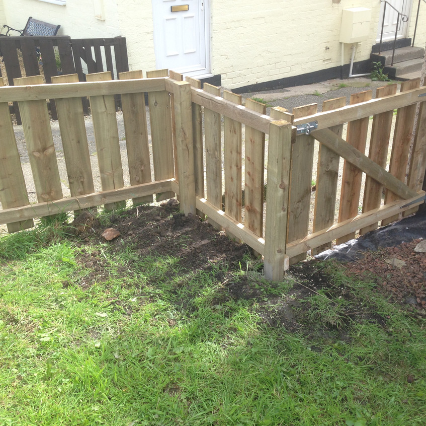 Fence Repairs Newcastle