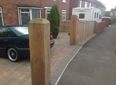 Professional Fencing Services in Newcastle - Larger scale fencing projects completed