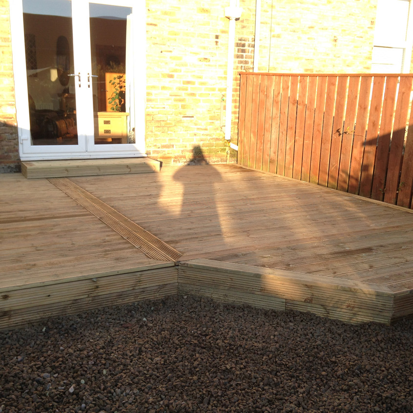 Newcastle Decking