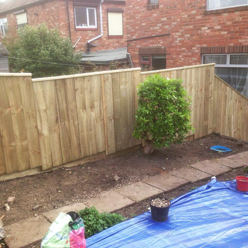 Fencing Contractor Newcastle