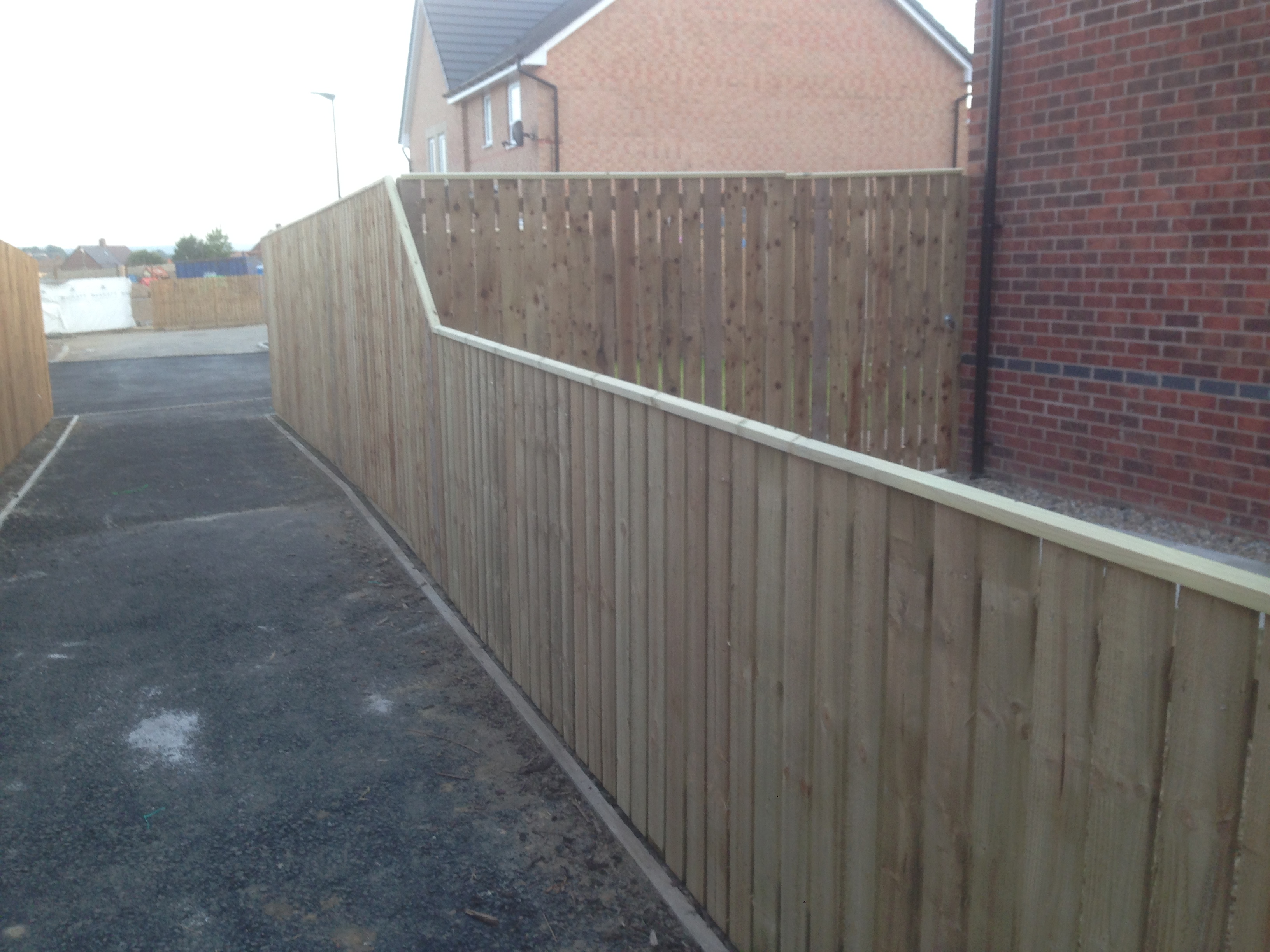 Professional Garden Fencing Services Newcastle Upon Tyne