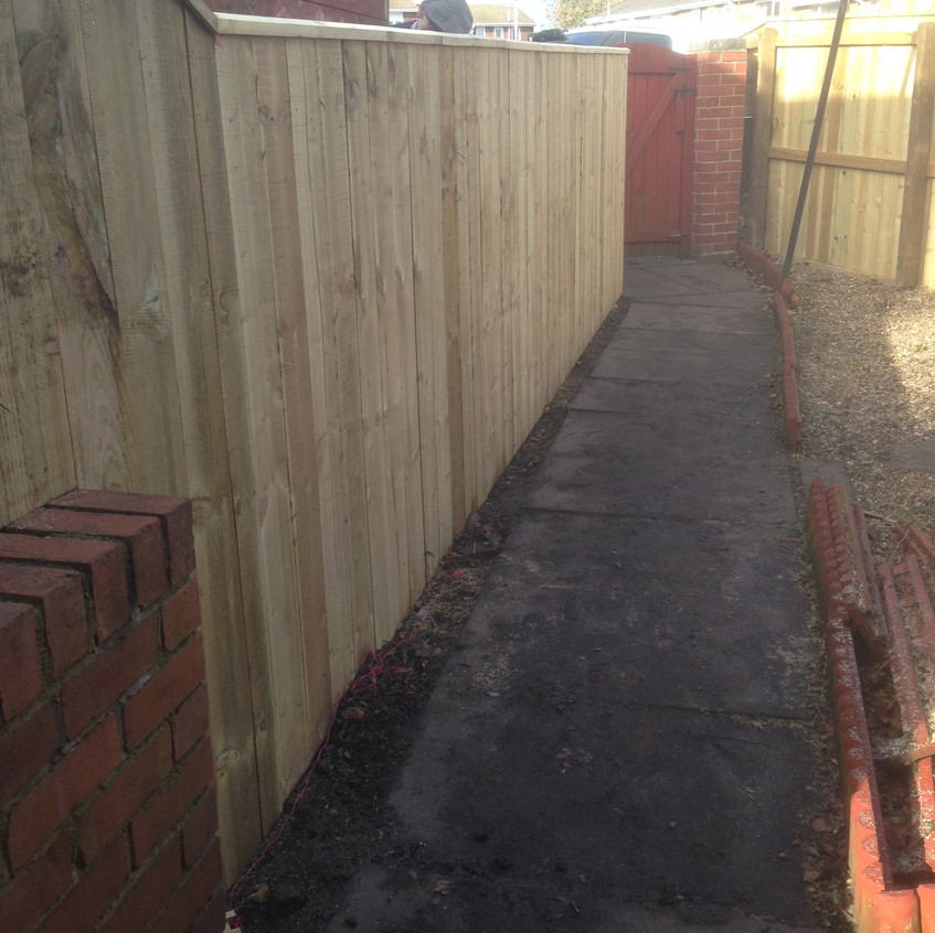 Fencing Services Gateshead
