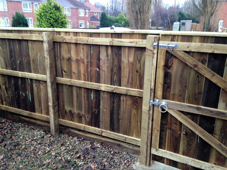 Need a new fence in Gateshead? Call Gateshead Pro Fencing today!