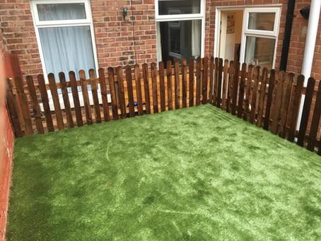 Artificial Grass - Transform your garden today