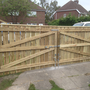 Thought desirable driveway gates were out of your reach? Think again and call Gateshead Pro Fencing!