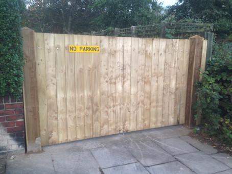Premium Driveway Gates - Gateshead Pro Fencing Services