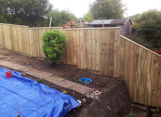More quality fencing work from Newcastle Pro Fencing - call today for your free quote!