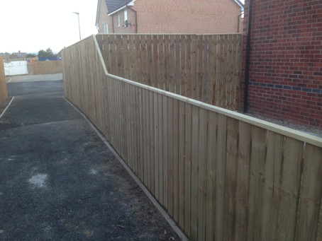Professional Fencing Contractor in Gateshead