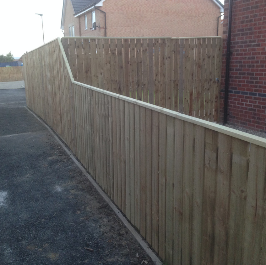 Gateshead fencing services