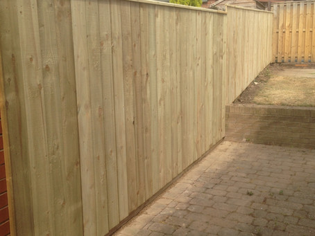 More quality garden fencing work from newcastlefencing.com - call today!