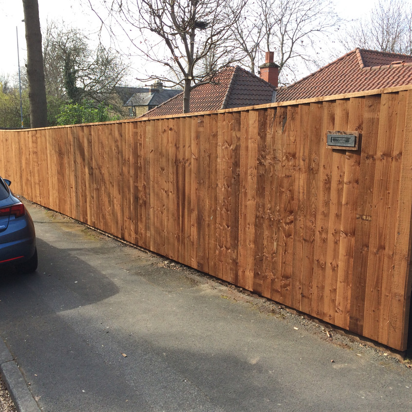 Fencing Contractor Gateshead