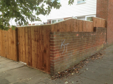 Reputation is everything - We deliver a quality fencing product for our customers first time, every