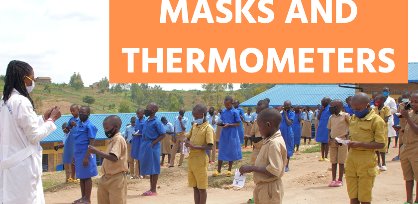 Masks and Thermometers