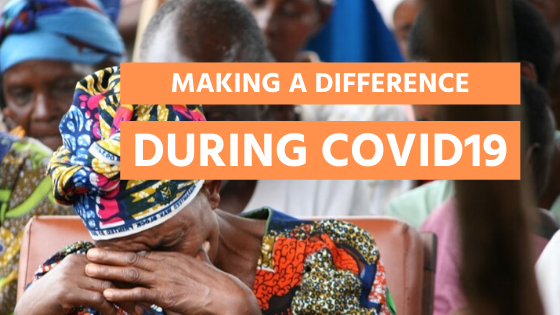 Making a difference during COVID19