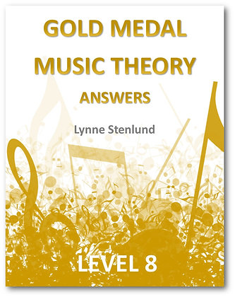 Level 8 Answer Book