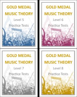Practice Tests Level 5-8 - Single Use