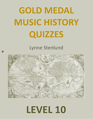 Level 10 History Quizzes - Single Use