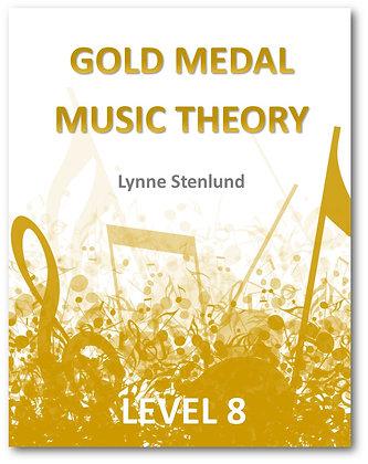 Level 8 Workbook - Studio Version
