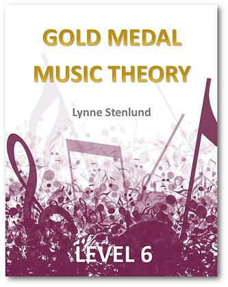 Level 6 Workbook - Studio Version