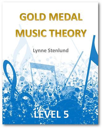 Level 5 Workbook - Single Use