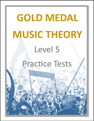 Level 5 Practice Tests - Single Use