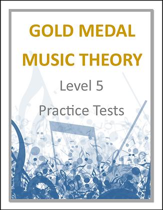 Level 5 Practice Tests - Studio Version