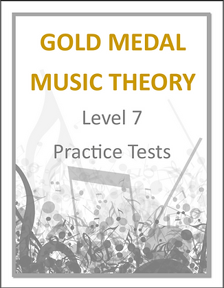 Level 7 Practice Tests - Single Use