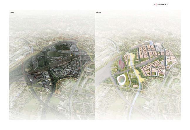 Budoucnost centra Brna
