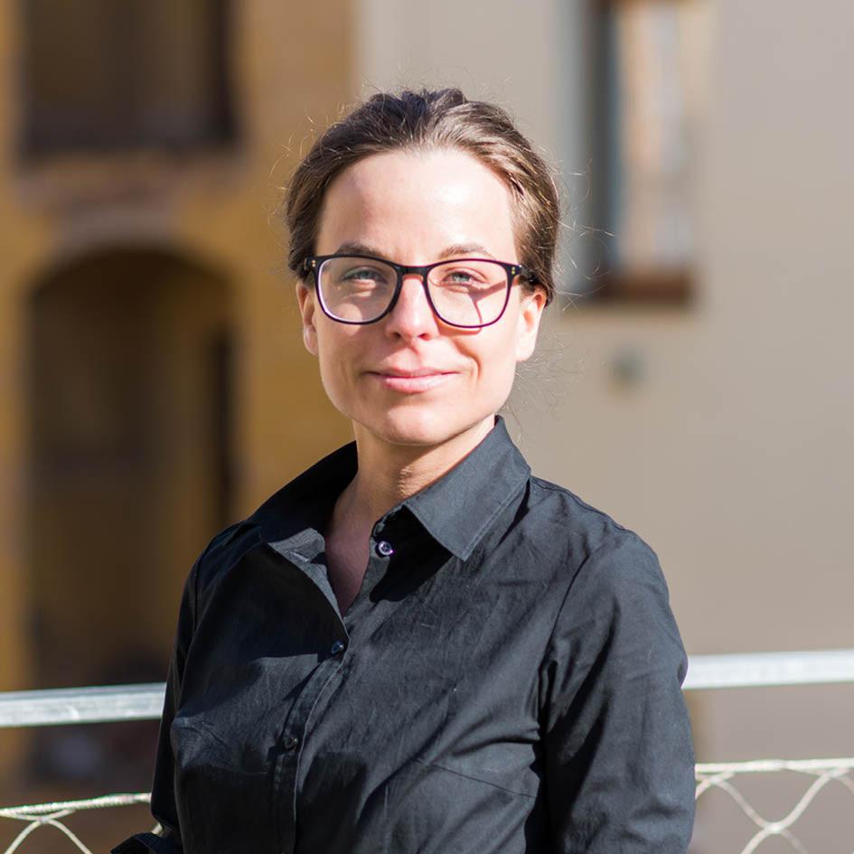 Ing. arch. Tereza Pecárová