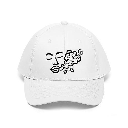 SMOKI DOKI - Twill Hat (WHITE)