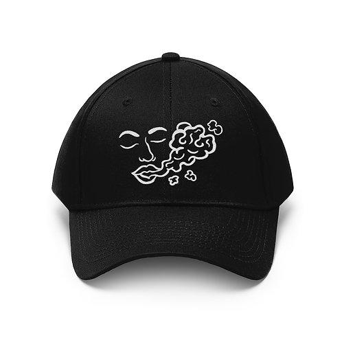 SMOKI DOKI - Twill Hat (BLACK)