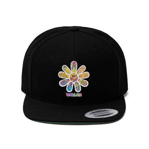 PUZZLE FLOWER HAT