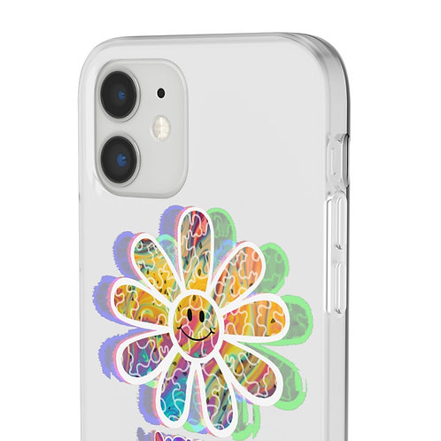 PUZZLE FLOWER PHONE CASE