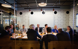 Newforma round table event