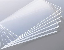 acrylic sheets 50 percent opacity