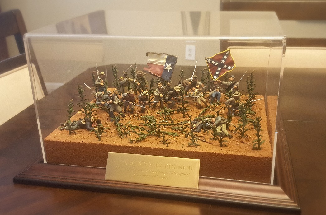 Diorama display cover
