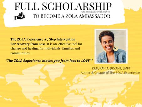 Scholarship Opportunity.