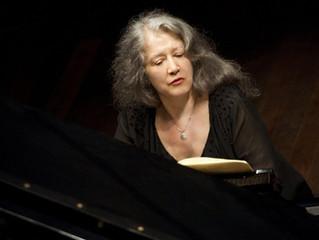Die Star-Pianistin Martha Argerich kommt am 10. Juli für ein besonderes Konzert nach Zürich