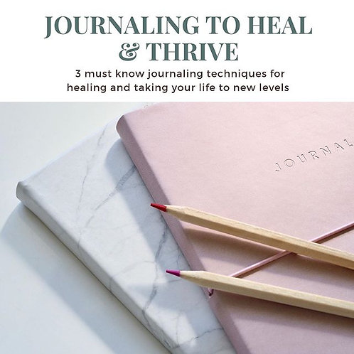 3 Must Know Journaling Techniques