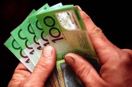 Beware of Counterfeit Cash